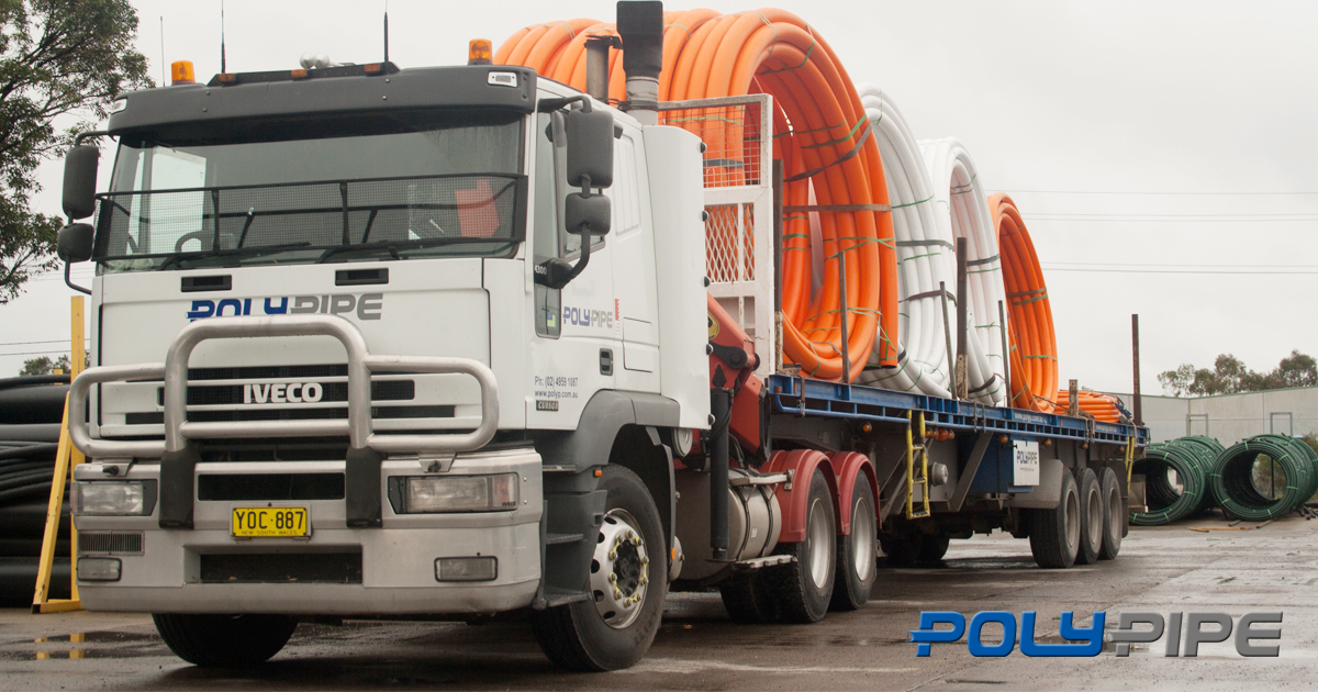 POLY PIPE Australia - Manufacturer/Supplier of Polyethylene Pipe